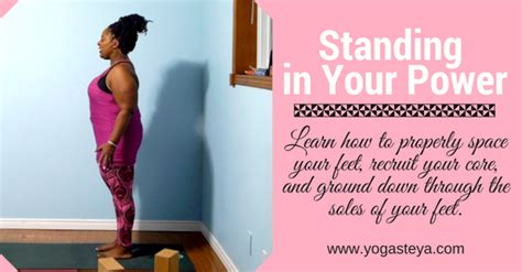 power yoga tutorial video yoga standing power yoga tutorials asana breakdown