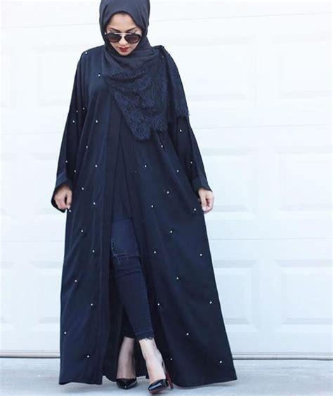 New Ayako Fashion Dress Muslim Maxi Safirah Hitam Hgb 17 best images about fashion on modern abaya modern and beautiful