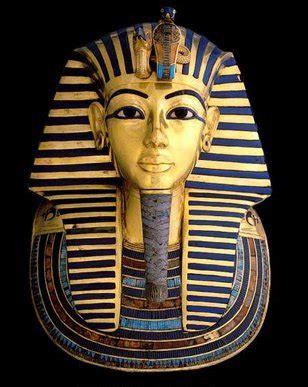 imagenes mascaras egipcias m 225 scara de tuthankam 243 n la gu 237 a de historia del arte