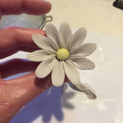 How To Make Glaze Paper Flowers - 25 best ideas about ceramic flowers on