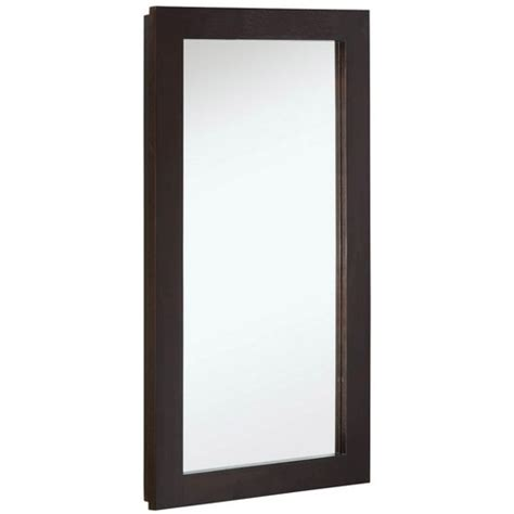 design house medicine cabinets design house 541326 ventura single door medicine cabinet mirror 16 inches by 30