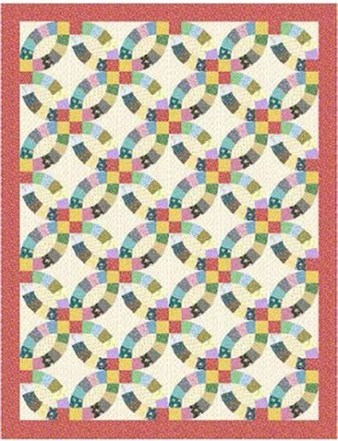 wedding ring quilt templates free quilt inspiration wedding ring quilt inspiration and