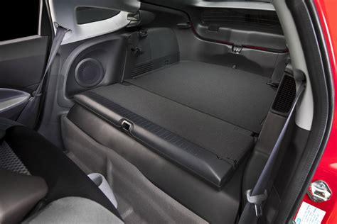 honda cr z interior back seat