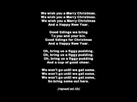 merry christmas karaoke youtube