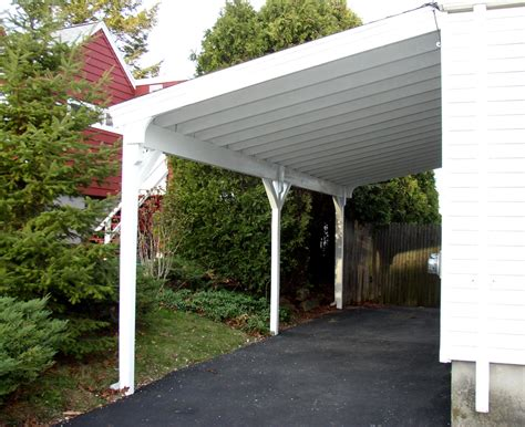 building an attached carport plans for building an attached carport plans diy how to