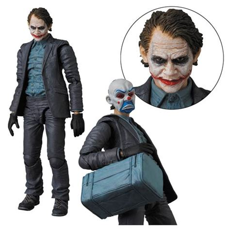Ngmv3 Figure Joker Batman The Ledger Version Set 5 batman the joker version 2 miracle