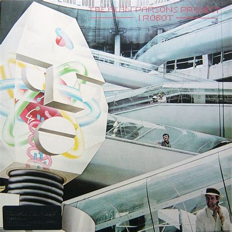 The Alan Parsons Project I Robot Vinyl Piringan Hitam 1 alan parsons project i robot 180g vinyl lp mov