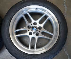 Bmw Tire 18 Quot Oem Factory Bmw E39 Used Wheels Tires 525i 528i 530i