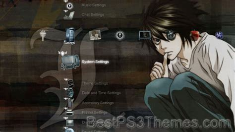 death note l theme hd playstation universe death note l theme hd best ps3 themes