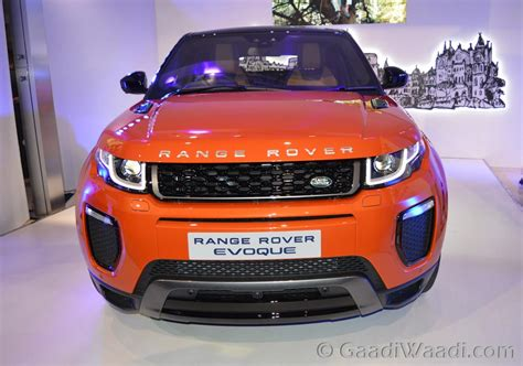 cost of range rover in india new range rover evoque 2015 price in india