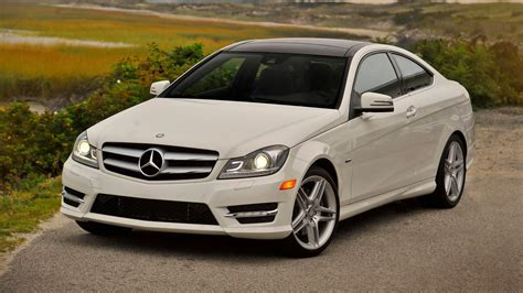 mercedes white white mercedes c350 coupe c class car wallpaper hd