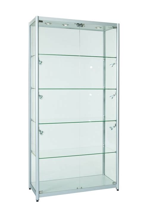 Display Cabinet by Retail Glass Display Cabinets Display Counters Showcases