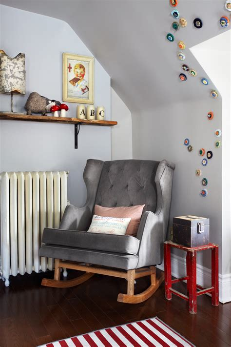 spectacular ikea rocking chair nursery decorating ideas