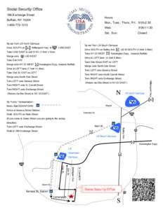 Social Security Office Buffalo Ny by U S Route 62 In New York Idmarch Document Search Engine