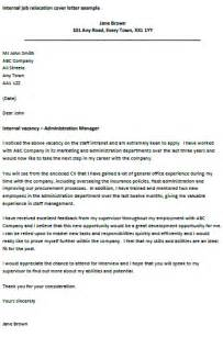 internal job relocation letter learnist org