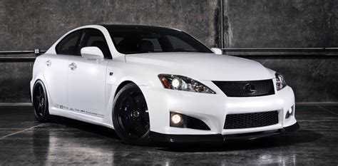modified lexus is 350 lexus previews modified is f range planned for sema