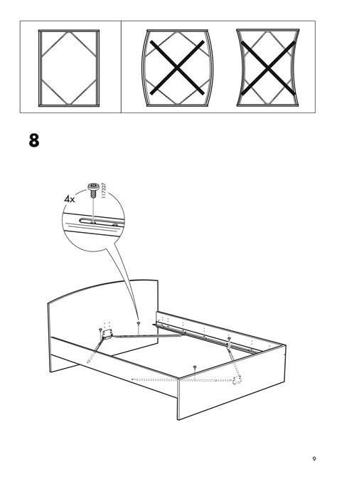 ikea skorva assembly ikea midbeam instructions