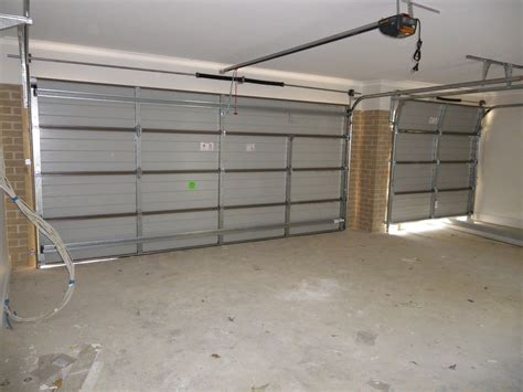 Open Garage Door With Broken by Garage Door Springs Is The Most Prone To Damage