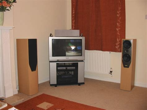 Speaker Untuk Tv martin s home cinema setup