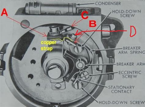 ford 8n front mount distributor timing