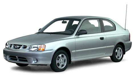 hyundai accent 2000 model 2000 hyundai accent information