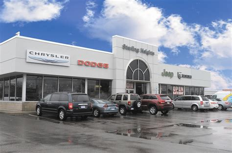 Monicatti Chrysler by Meade Auto In Sterling Heights Mi 48314 Citysearch