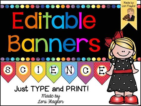 classroom banner template editable banners make your make your own banner and banners