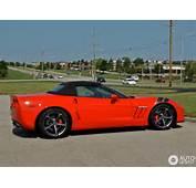 Chevrolet Corvette C6 Grand Sport Convertible  8 December 2013