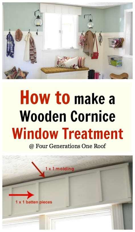 How To Make Cornices how to make a cornice board