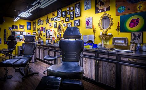 tattoo parlors here s your inked up guide to some of s
