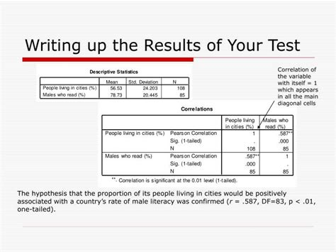 apa results section sle download writing up your results apa full pdf book