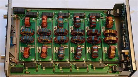 Mfj 704 Lpf filtri hf passa basso passa banda e a modo comune