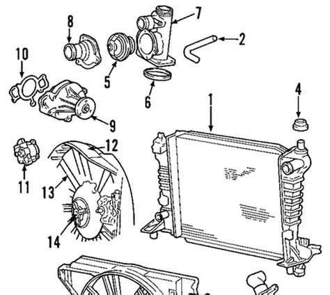 2000 lincoln ls v8 engine diagram wiring diagram schemes
