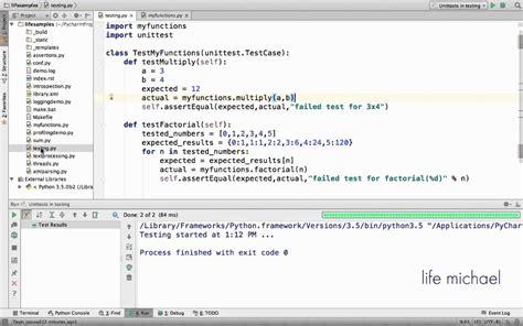 python unit testing python tutorial the unittest module in python youtube