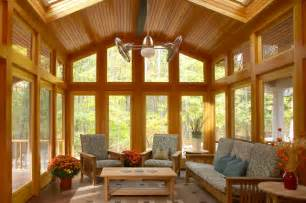Acton 3 season porch craftsman porch boston by out of the