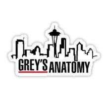 Macbook Aufkleber Medizin by Trending Stickers Greys Grey S Anatomy