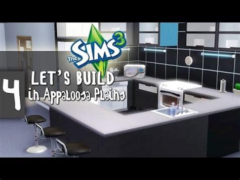 sims 3 cuisine the sims 3 let s build 4 la cuisine c est moi et