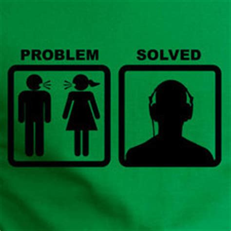 Tshirt Problem Solved Listening pour rire page 188 le forum audiovintage