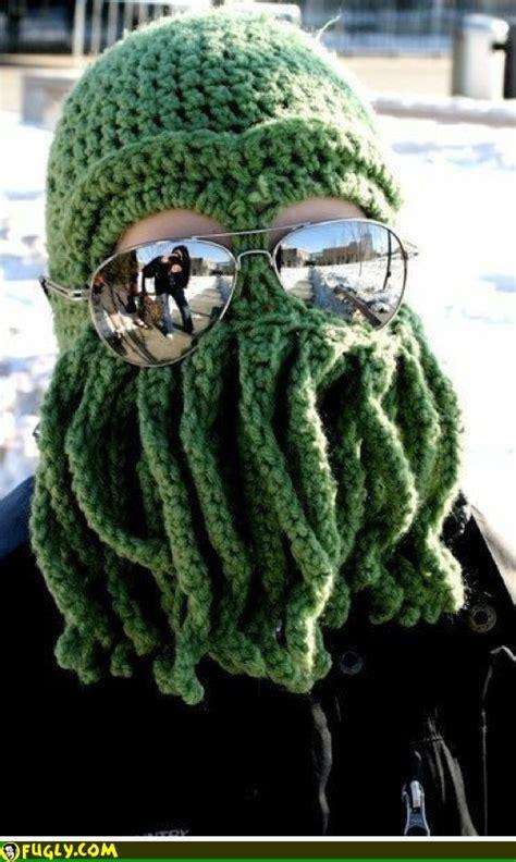 cthulhu knit mask awesome cthulhu ski mask random pictures