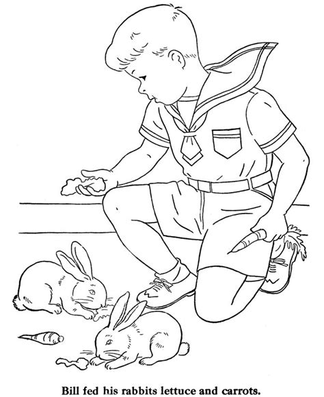 boy bunny coloring page 170 best bunny embroidery patterns images on pinterest