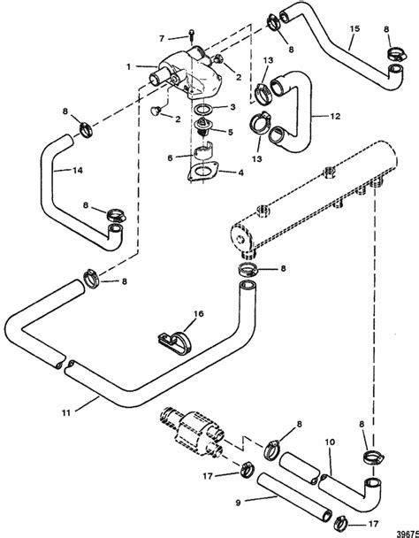 MerCruiser 502 EFI (Gen. V) GM 502 V-8 1993-1995