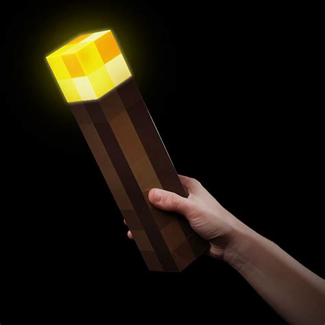 Minecraft Light Up Torch Light Up Pictures