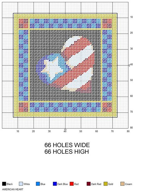 heart pattern for plastic canvas american heart plastic canvas pattern plastic canvas