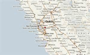 dublin california map gu 237 a urbano de dublin california images frompo