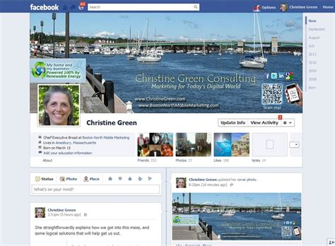 Format Video Fb | new facebook timeline format offers opportunity for