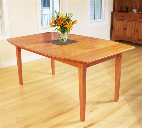 vermont shaker dining table vermont woods studios