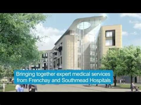 Bristol Hospital Detox by The New Brunel Building At Southmead Hospital Bristol