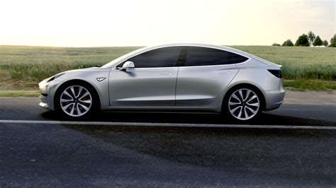 How Much Are Tesla Cars Tesla Motors Model 3 2017 Autoevolution