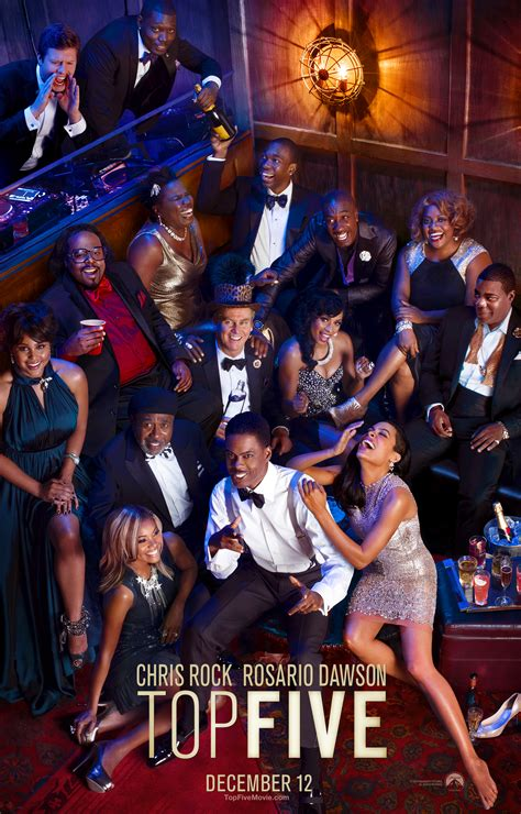 whats popular in 2014 poster and clip to chris rock s top five blackfilm com