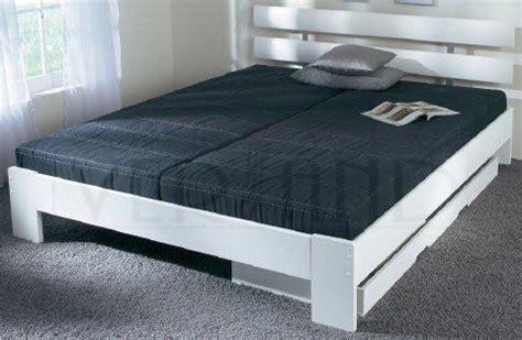 futonbett bett 120x200 cm inkl rost matratze wei 223 ebay